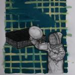 Marthe Zink- The Beekeeper Uses His Balloon