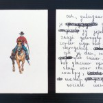 Marthe Zink- Greedy On Horseback