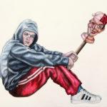 Marthe Zink- 'Shetani' 2018